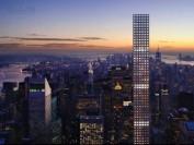 """""""پارک 432″ بلندترین ساختمان آینده نیویورک + عکس"""
