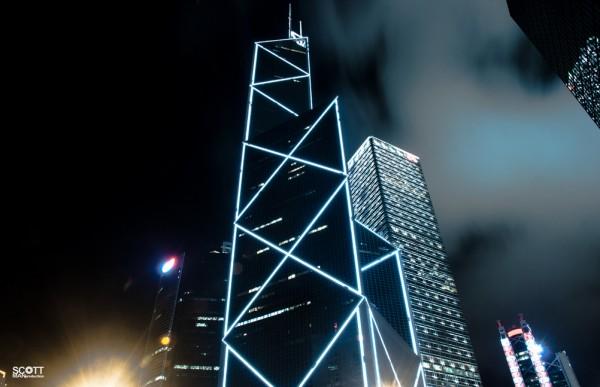 بزرگترین و برترین آسمان خراشهای دنیا,bank-of-china-Scott-Man-600x387