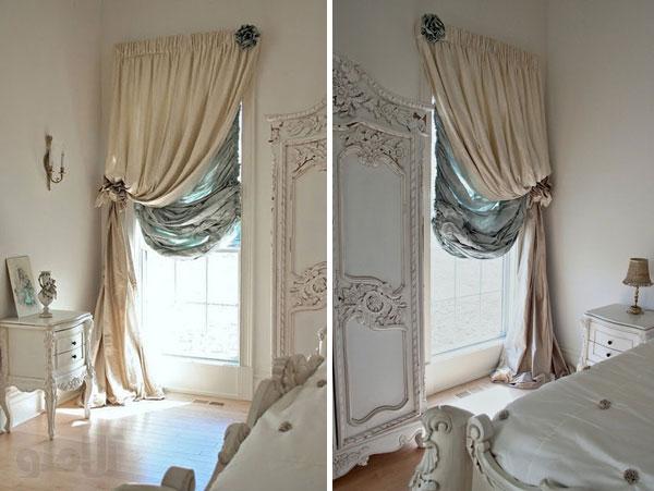 پرده اتاق خواب