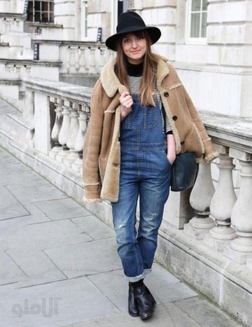 مدل لباس زمستانی زنانه 2014