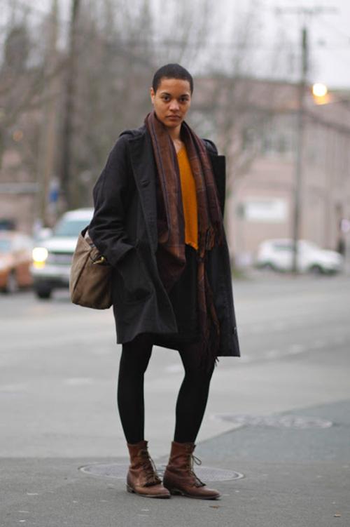 مدل لباس گرم زنانه