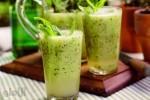 نوشیدنی کیوی، لیمو و نعناء