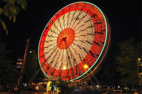 بهترین پارک های تفریحی جهان,knoebels2