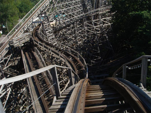 بهترین پارک های تفریحی جهان,knoebels3