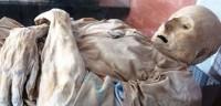 قبرستانی که اجساد را خودبهخود مومیایی می کند +عکس