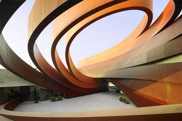 برترین موزه های دنیا,معماری دیدنی موزهmuseums-11