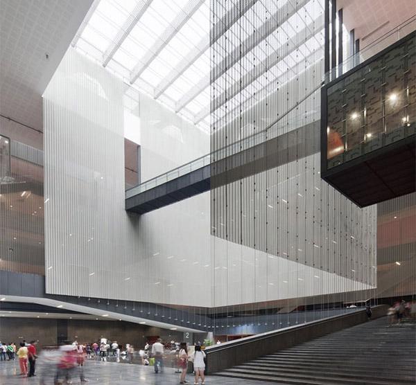 برترین موزه های دنیا,معماری دیدنی موزهmuseums-18