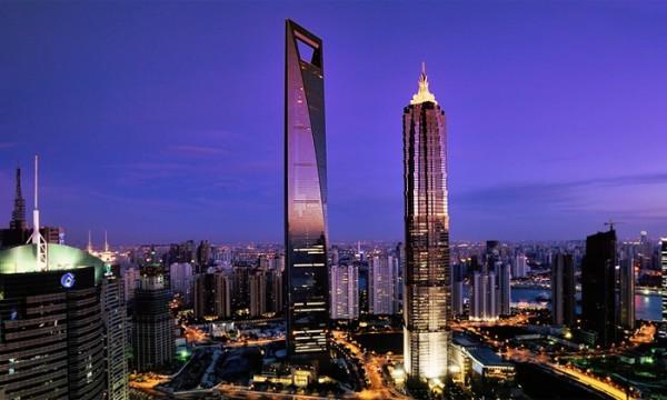 بزرگترین و برترین آسمان خراشهای دنیا,shanghai-600x360