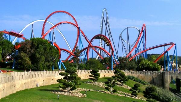 بهترین پارک های تفریحی جهان,spain-600x337