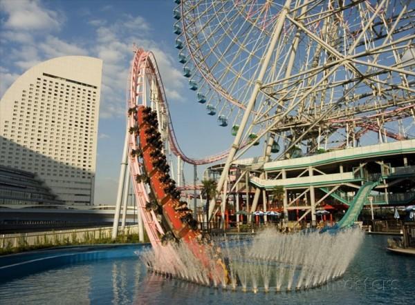 بهترین پارک های تفریحی جهان,yokohama-600x442