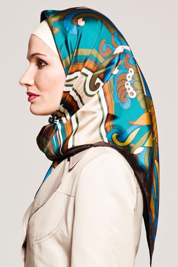 124 مدل روسری جدید زنانه