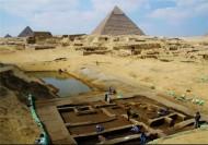کشف شهری با قدمت ۴۵۰۰ ساله+عکس