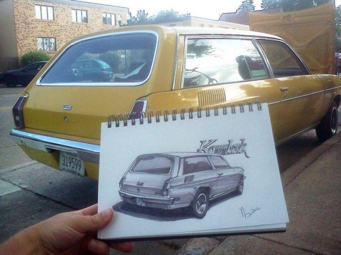 153 عکس نقاشی ماشین aks mashin