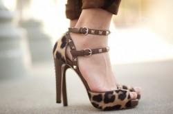 مدل های جدید کفش پاشنه بلند زنانه 2014