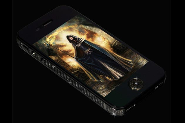 Black Diamond iphone 5