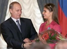 همسر دوم رئیس جمهور روسیه + عکس