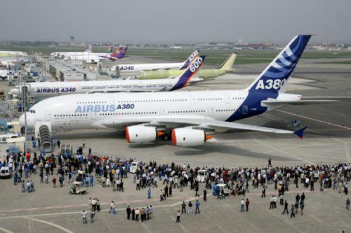 غول پیکرترین هواپیماهای مسافربری جهان + عکس