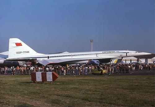 سریعترین هواپیماهای مسافربری جهان