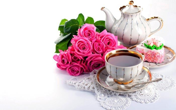 22 تصاویر تزئینات فوق العاده زیبا با گل رز