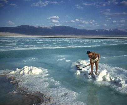 استخراج فلز از فرآیند تصفیۀ آبشور