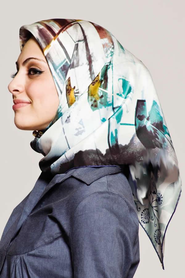 روسری حجابی