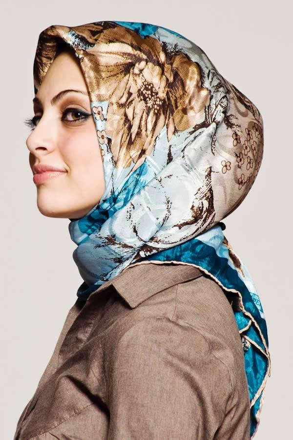 43 مدل روسری جدید زنانه