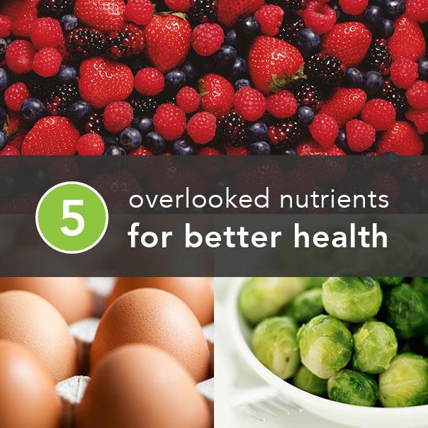 مواد غذایی ضروری,5_OverlookedFoodsForBetterHealth_Banner