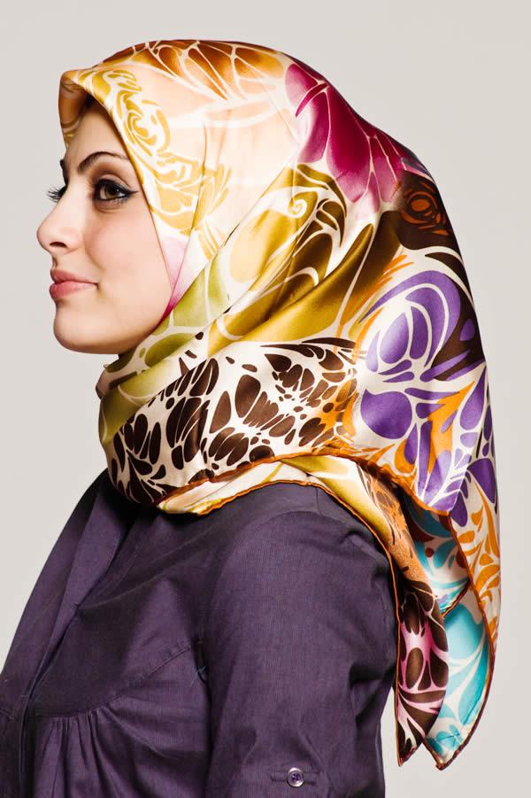 63 مدل روسری جدید زنانه