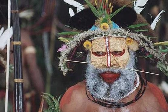 قبایل گینه