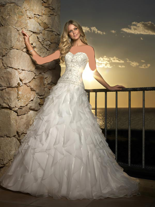 BridalDress 001 مدل لباس عروس جدید