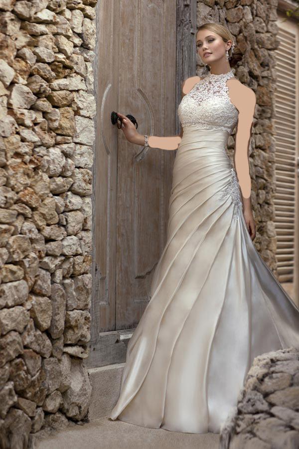 BridalDress 004 مدل لباس عروس جدید