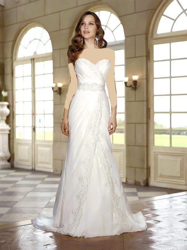 BridalDress 007 مدل لباس عروس جدید