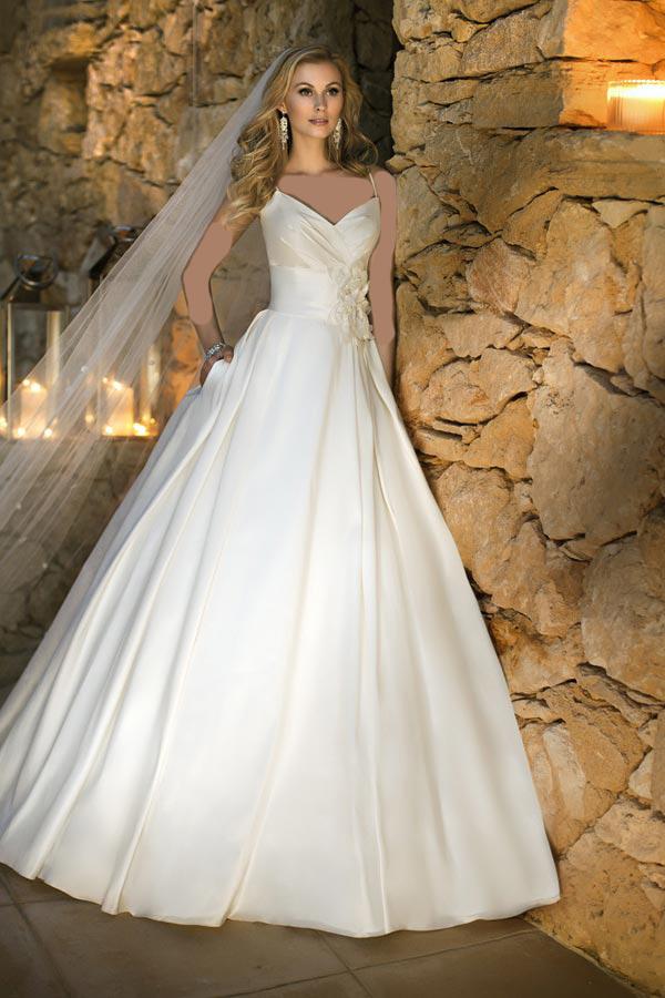 BridalDress 008 مدل لباس عروس جدید