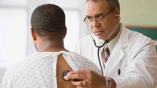 نشانه های سرطان در مردان