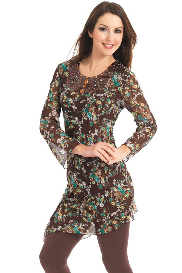 مدل لباس نخی بلوز مدل لباس راحتی برای خانم ها