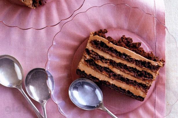 Chocolate-tiramisu