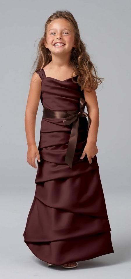 Dress  Baby 0008 تصاویر مدل لباس مجلسی کودکان