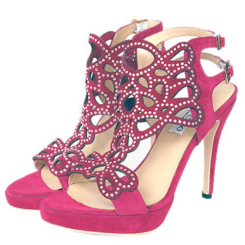 High Heels 0021 تصاویر مدل کفش پاشنه بلند