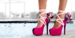 سری جدید مدل کفش زنانه پاشنهبلند