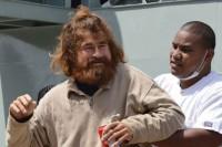 مردی که با خون لاکپشت 14 ماه زنده ماند/عکس