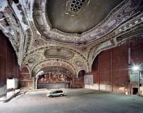 تئاتر میشیگان؛ یک پارکینگ فوق العاده زیبا / عکس