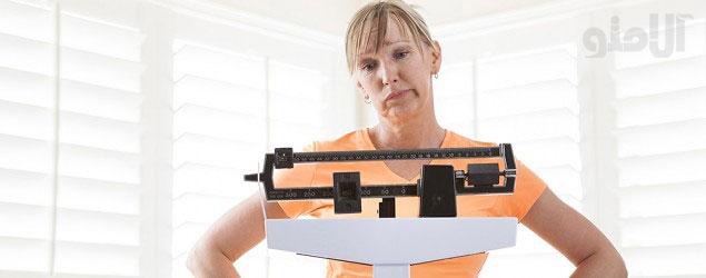 کاهش 500 کالری در روز