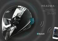 کلاه کاسکت خود را تبدیل به یک سیستم صوتی کنید