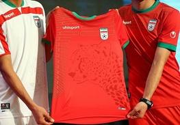 وزپلنگ ایرانی ؛ زیبا ترین لباس جام جهانی !