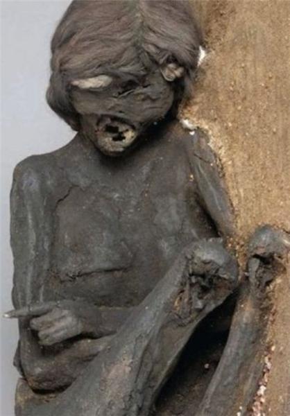اسرار مومیایی 500 ساله+عکس