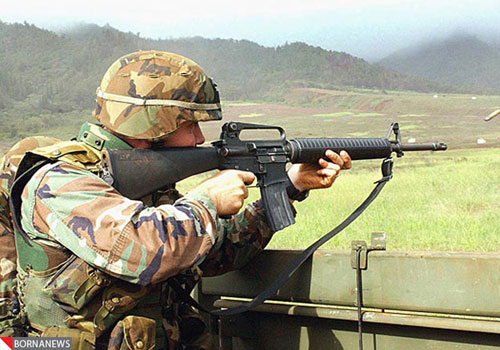 عکس تفنگ