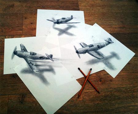 Ramon Bruin Drawings