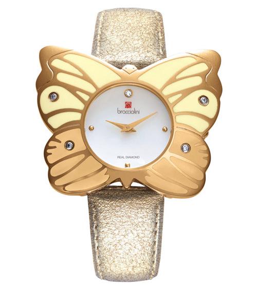 5248 مدل جدید ساعت مچی زنونه اسپرت Braccialini