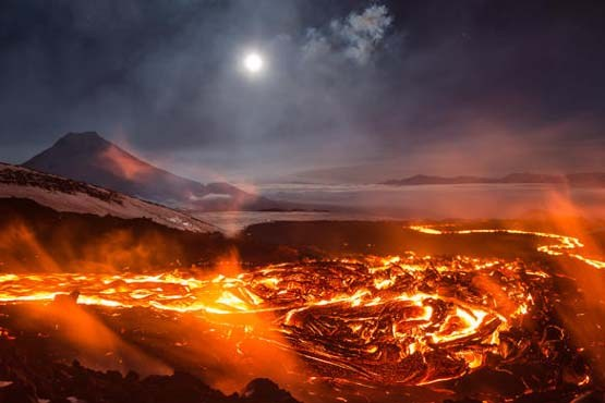 آتشفشون فعال تولباچیک