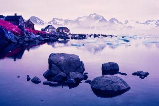 عکس+طبیعت+قطب+شمال